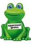 APPROVED GREEN